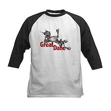 Great Dane Black LB Tee