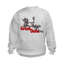 Great Dane Black LB Jumpers