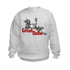 Great Dane Black LB Sweatshirt