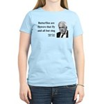 Robert Frost Quote 10 Women's Light T-Shirt