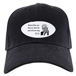 Robert Frost Quote 10 Black Cap
