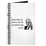 Robert Frost Quote 10 Journal