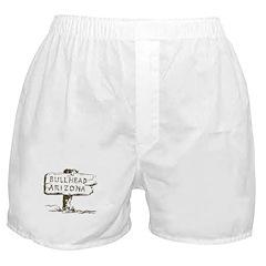 Retro Bullhead Arizona Boxer Shorts