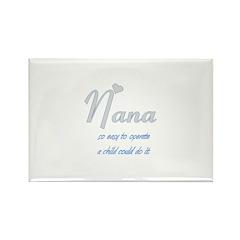 Nana Rectangle Magnet (100 pack)