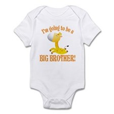 Big Brother Giraffe Onesie