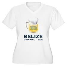 Belize Drinking Team T-Shirt