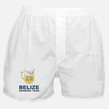 Belize Drinking Team Boxer Shorts