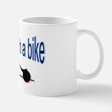Dyke on a bike Mug