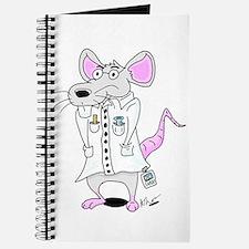 Scientist Lab Rat Journal