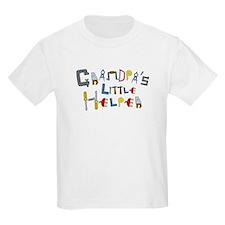 Grandpa's Little Helper T-Shirt