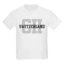 CH Switzerland T-Shirt