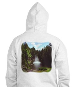 Butchart Quarry Fountain Hoodie