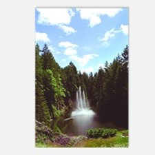 Butchart Quarry Fountain Postcards (Package of 8)