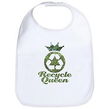 Recycle Queen Bib
