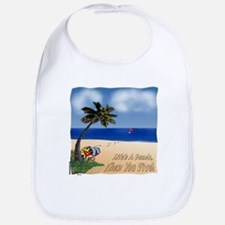 Life's a Beach Bib