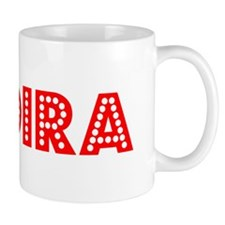 Retro Yadira (Red) Mug