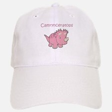 Camrynceratops Baseball Baseball Cap