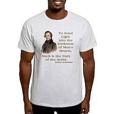 Maurice Ravel Light in Darkness T-Shirt