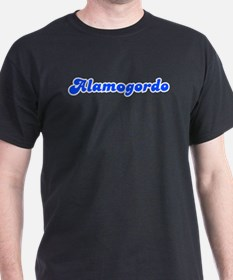 Retro Alamogordo (Blue) T-Shirt