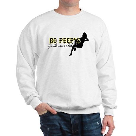 Bo Peep's Gentleman's Club Sweatshirt