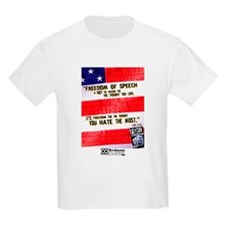 Fight Censorship (Flynt Quote) T-Shirt