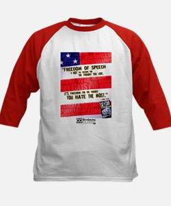 Fight Censorship (Flynt Quote) Tee