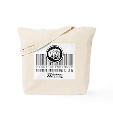 Fight Censorship Bar Code Tote Bag