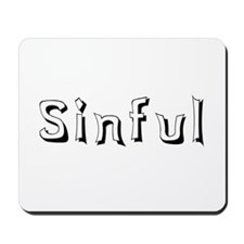 Sinful Mousepad