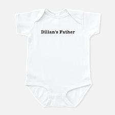 Dillans father Infant Bodysuit