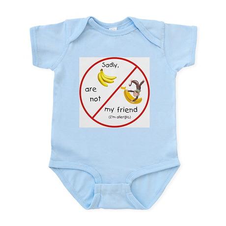 No Bananas Infant Bodysuit