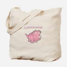 Leahceratops Tote Bag