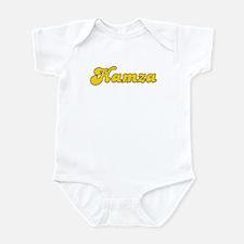 Retro Hamza (Gold) Infant Bodysuit