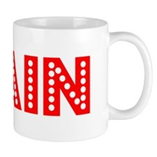 Retro Zain (Red) Mug