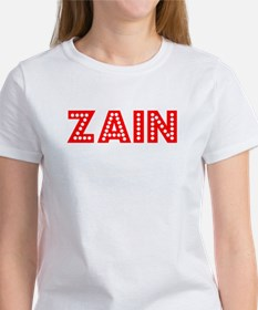 Retro Zain (Red) Tee