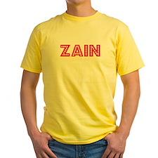 Retro Zain (Red) T