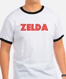 Retro Zelda (Red) T