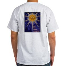 World Youth Day Ash Grey T-Shirt