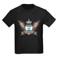 El Salvador Emblem T