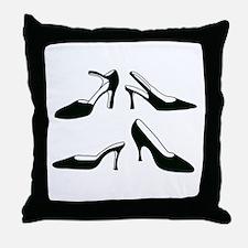 Shoe Art Pillow