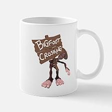 Bigfoot Crossing Mug