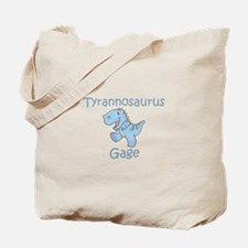 Tyrannosaurus Gage Tote Bag