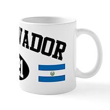 El Salvador 1821 Mug