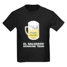 El Salvador Drinking Team T