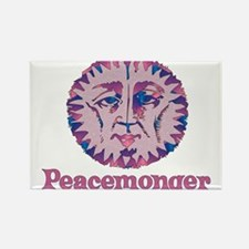 Ancient Peacemonger Rectangle Magnet