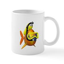 Scuba Fish Mug