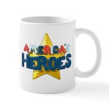 America's Heroes Mug