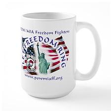 POW/MIA Freedom Fighters Mug