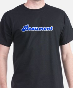 Retro Beaumont (Blue) T-Shirt