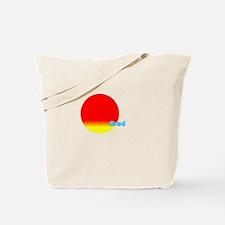 Brad Tote Bag