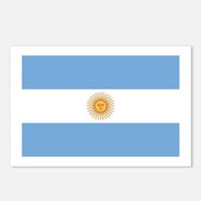 Argentina Country Postcards (Package of 8)